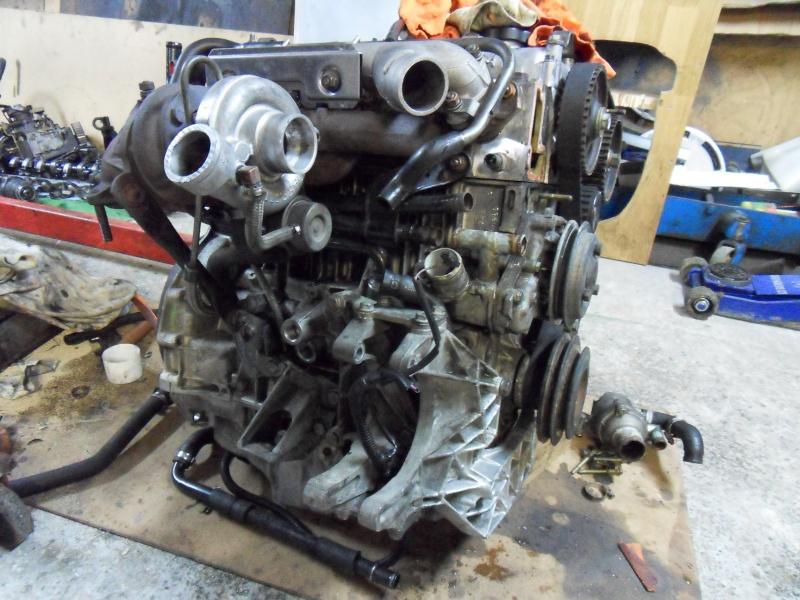 Remplacement du moteur de ma TDX Sdc12122