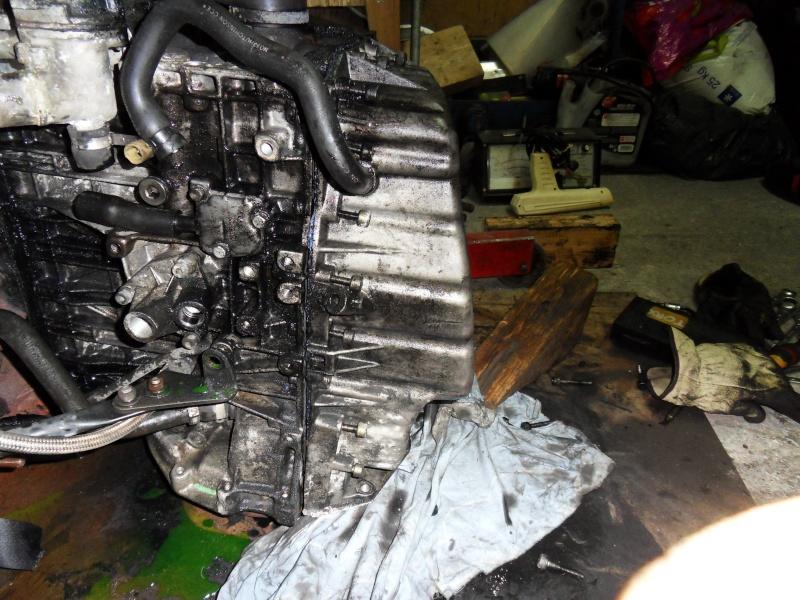 Remplacement du moteur de ma TDX Sdc12125