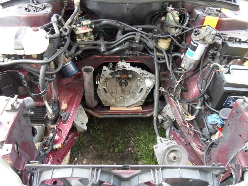 Remplacement du moteur de ma TDX Sdc12126
