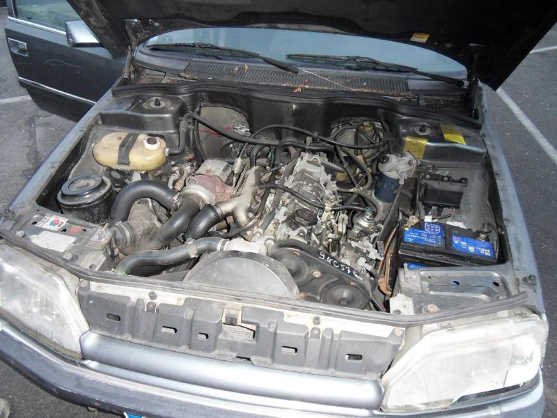 Remplacement du moteur de ma TDX Sdc12128