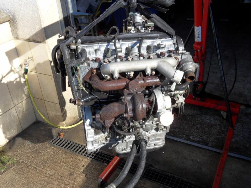Remplacement du moteur de ma TDX Sdc12221