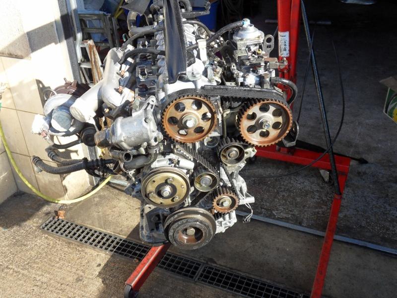 Remplacement du moteur de ma TDX Sdc12222