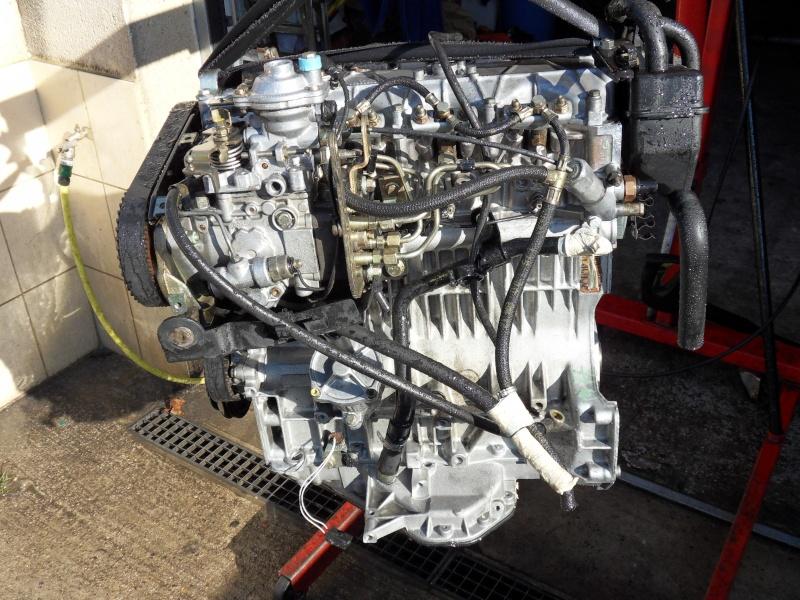 Remplacement du moteur de ma TDX Sdc12223