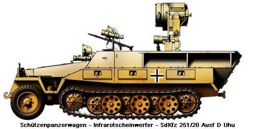 Sdkfz 251 UHU Uhu210
