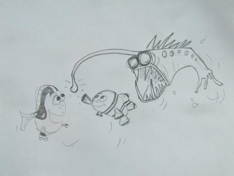 [Règle n°0] Concours de production artistique : Saison 5 : Semaine 5 : Les robots Disney/Pixar - Page 34 Dscf4310