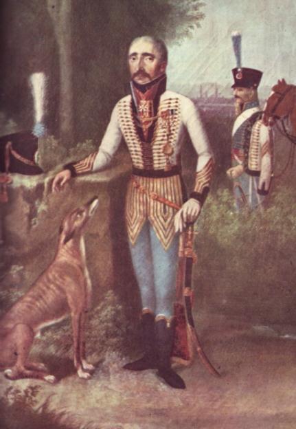 Colonel des hussards Métal Modèles  Col_de10