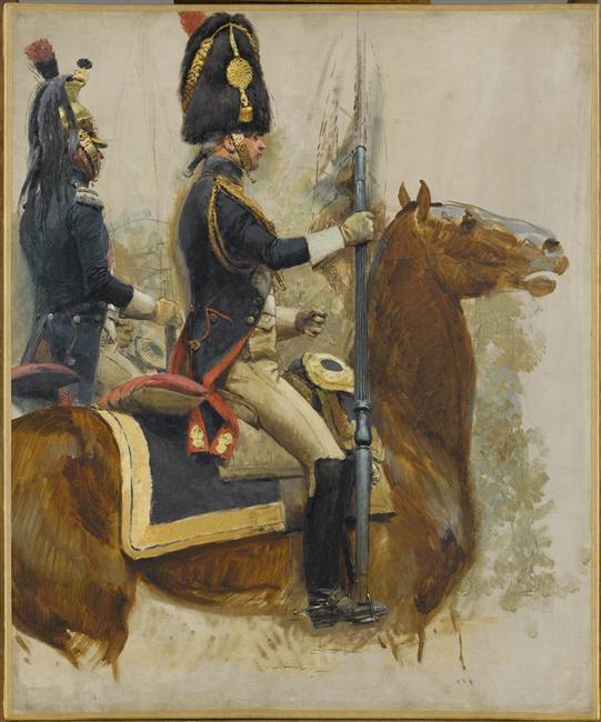 Général de Div Comte Walther Detail11