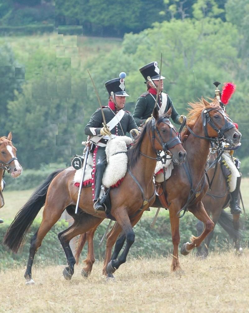 Capitaine chasseurs à cheval de la garde. Métal Modèles Dsc_3910
