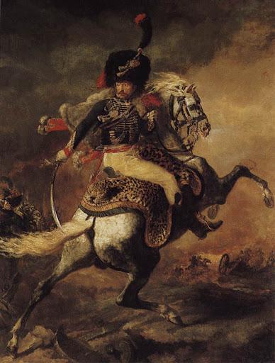 Officier des Chasseurs à cheval de la Garde Impériale- 90 mm Andréa - Page 2 Garica10