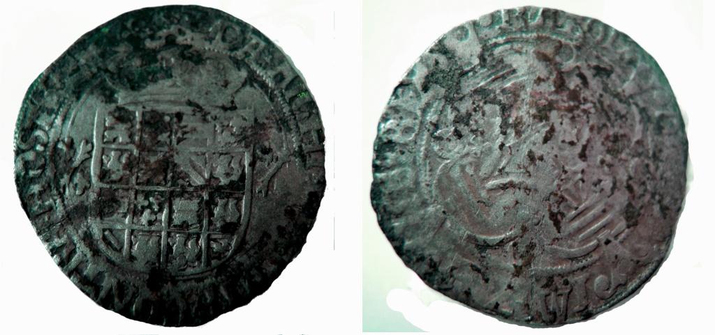 Patard de Carlos I  Coin10