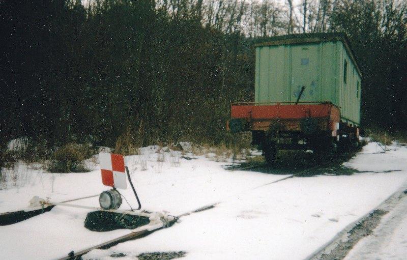 Plan d'un bugalow sur wagon paru dans Locorevue Bungal10