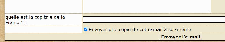 Problème pour envoi de mail aux membres via leur profil Erreur11