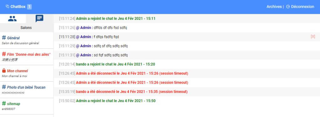 Problèmes avec la fonctionnalité de suppression des messages - Page 2 Fofo10