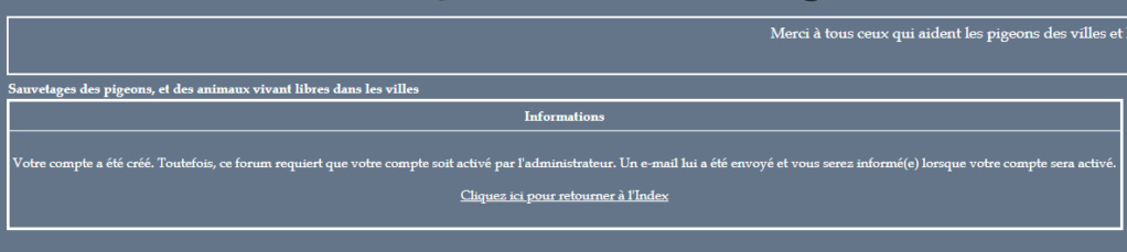 Inscription impossible sur le forum Insc10