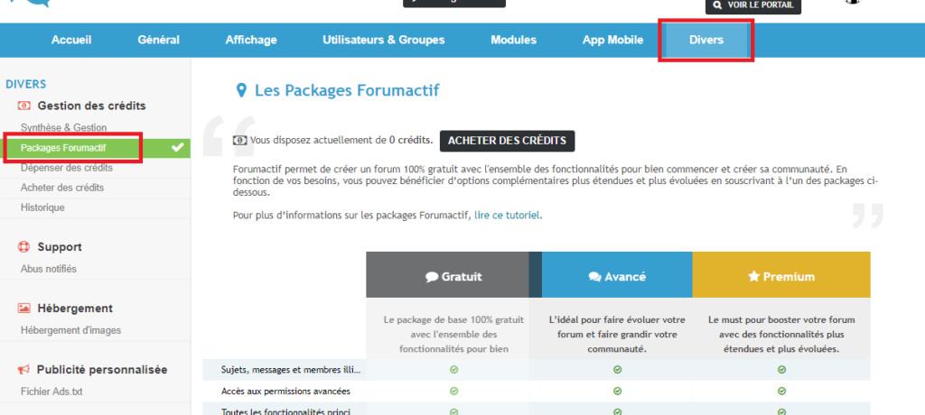 Nom de domaine avec certificat SSL (HTTPS) : est-ce possible sur Forumactif ? Packag10