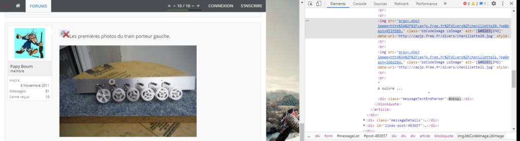Forum en HTTPS et photo en http non visible. Proxy10
