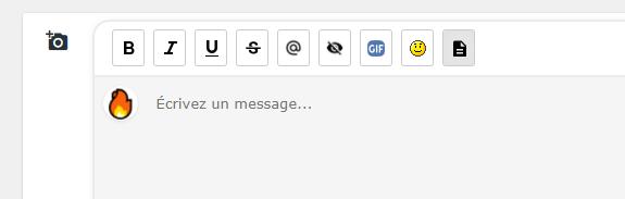 Ajouter boutons dans éditeur de réponse rapide  Smil11