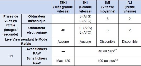 Micro 4/3 vs réflexe plein format Rafale10