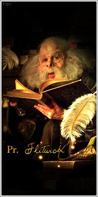 Pr. Filius Flitwick