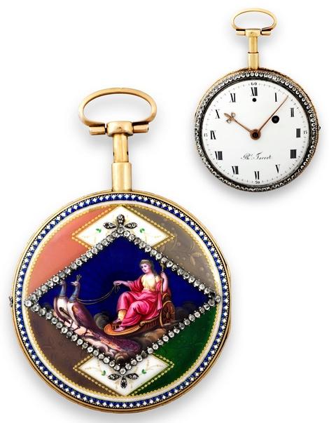 Les montres émaillées de Philippe Terrot (nombreuses photos) Amail_11