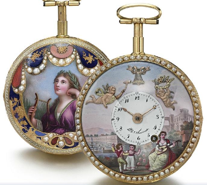Les montres émaillées de Philippe Terrot (nombreuses photos) Amail_16