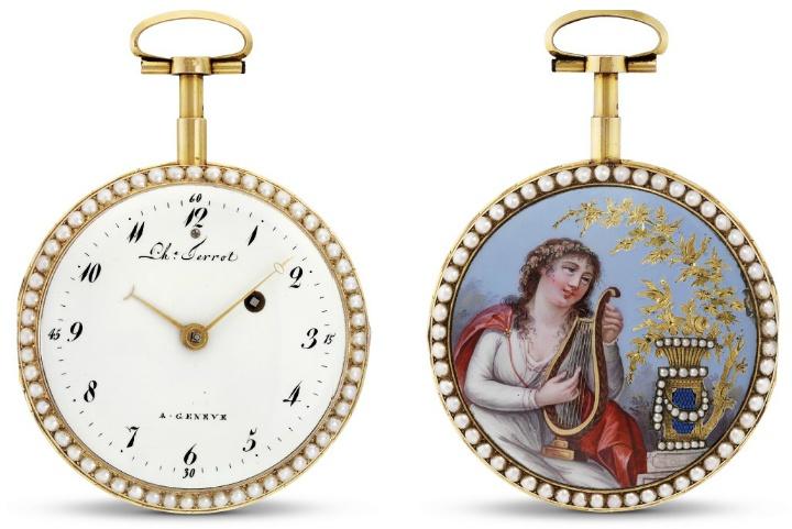 Les montres émaillées de Philippe Terrot (nombreuses photos) Amail_17