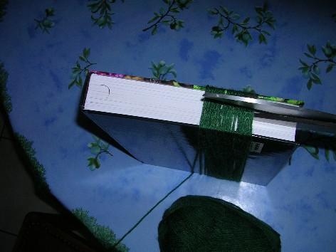 Fabriquer un mop Couper10