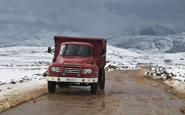 Transport Routier au Maroc - Histoire Bedfor10