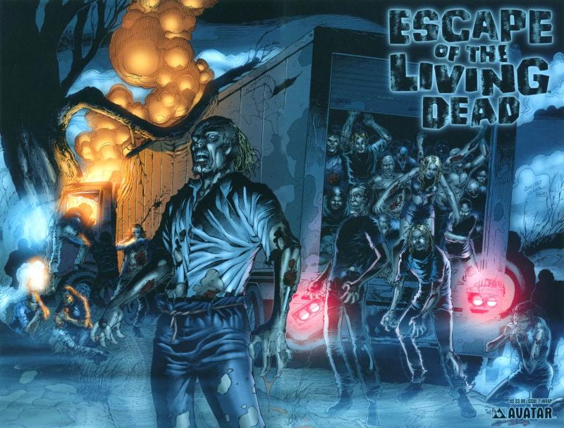 Illustrations d'Ambiance Escape13