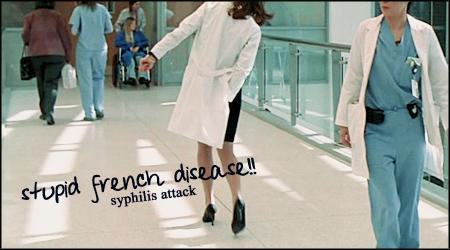 Syphilis attack Event110