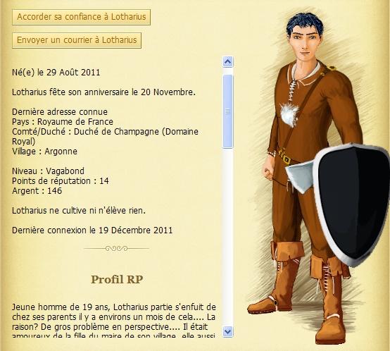 Lotharius[TOP] - Dépassement de frontière + emménagement illégal - Argonne - le 16/12/1459  Lothar10