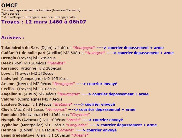 clovis  [TOP] - dépassement de frontière + port d'arme  - Troyes - Le 12/03/1460 Preuv127