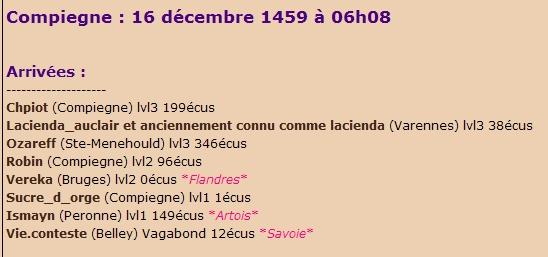 Ismayn[TOP]- Franchissement illégal de frontière - Compiègne - le 16/12/1459  Preuve46