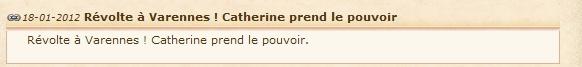 Catherine [TOP] Insubordination judiciaire + délit de fuite - Le 11/02/1460 Preuve89