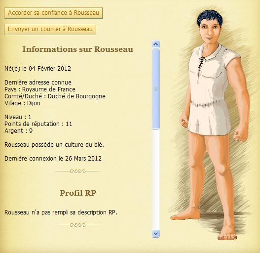 Rousseau [TOP]- dépassement frontière illégal  - Langres - le 23/03/1460 Rousse10