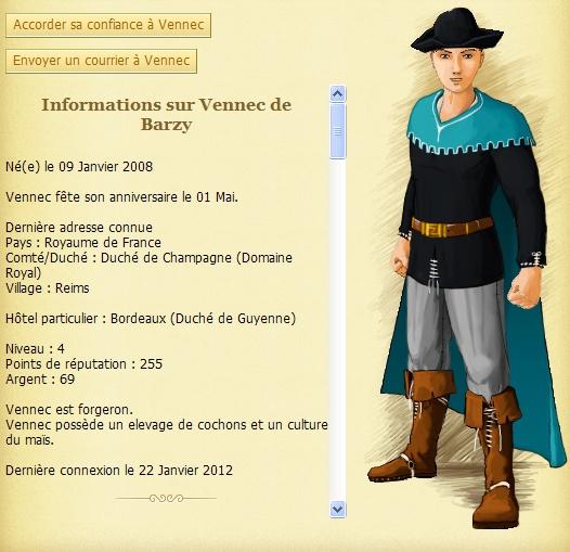 Vennec [HT] - démission abusive - Reims - le 22/01/1460 Vennec10