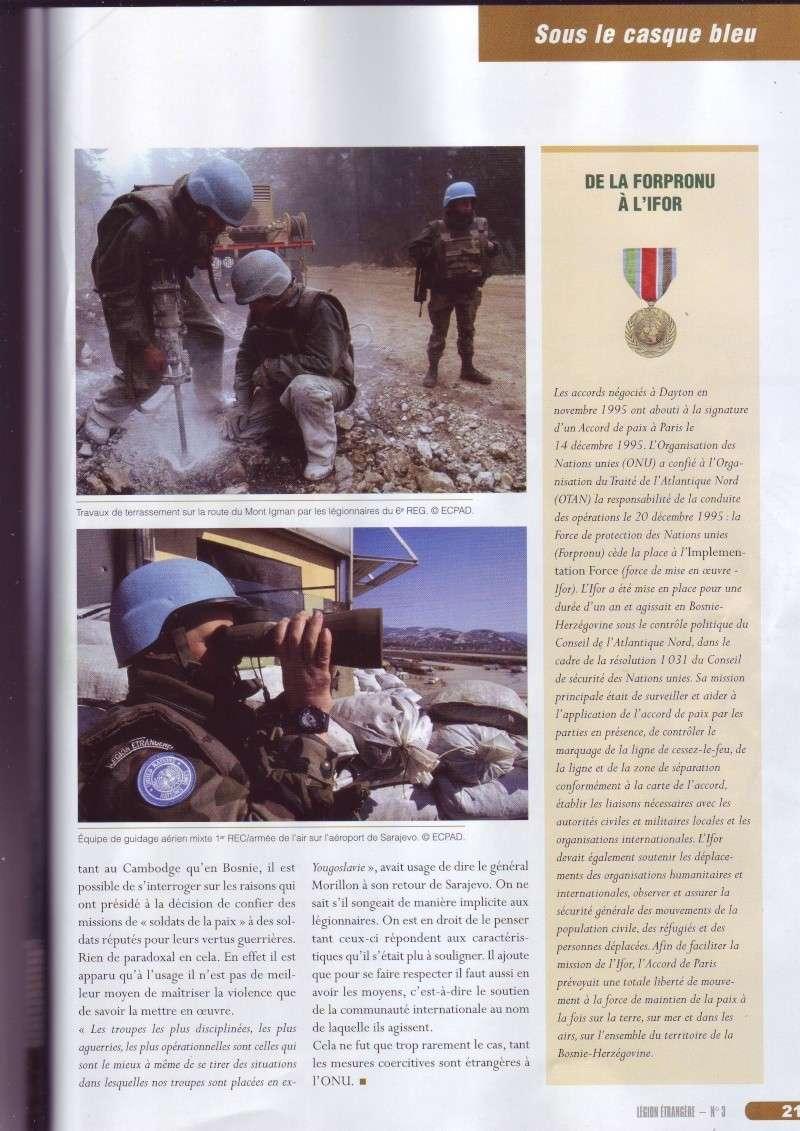 - Les légionnaires en mission ONU en Bosnie Image154