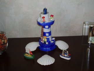 un phare breton confectionné par mon fils !! Photo_15