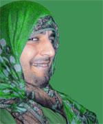 Les musulmans qui portent le voile islamique 610
