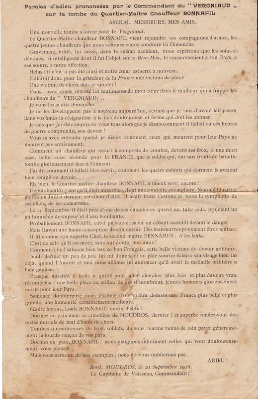 Document relatifs à la grande guerre Discou10