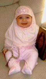 le voile pour les enfants Hidjab10