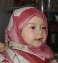 le voile pour les enfants Hijab310