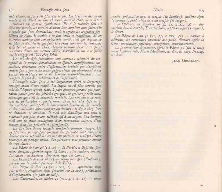 Bible Grosjean Jean_n13