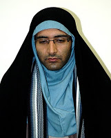 Les musulmans qui portent le voile islamique Majid-10