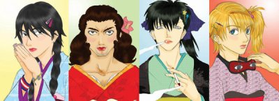 Ah les femmes !... Gintam10