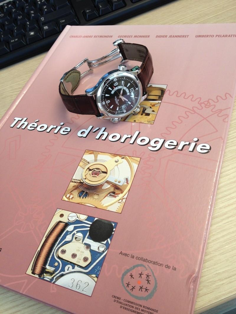 Livre Théorie d'Horlogerie > adapté au débutant ? Photo10
