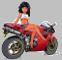 Présentation de ta moto d'origine ou customisée