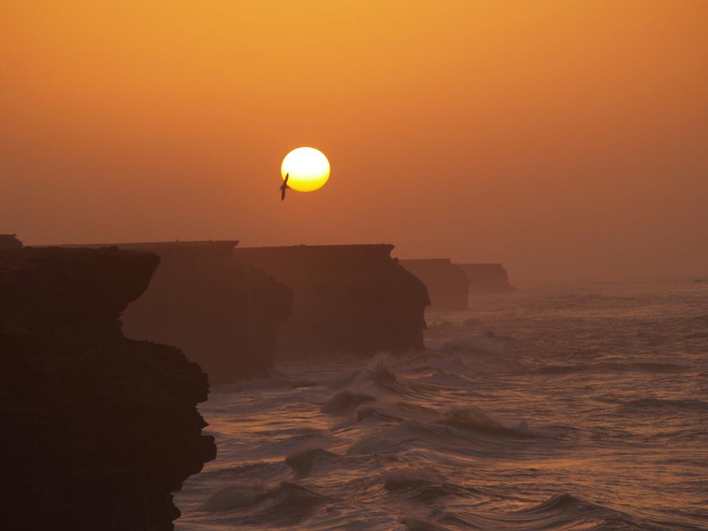 [nos beaux pays : la France, le Maroc et .....  le Monde] Couchers de soleil - Page 2 Pc151110