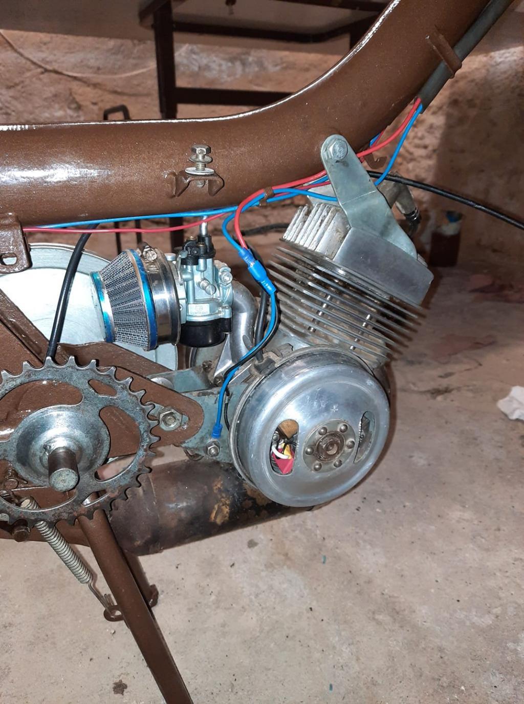Restauration Peugeot BB RT 1V 11876511