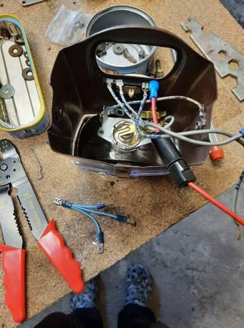Restauration Peugeot BB RT 1V 11876512
